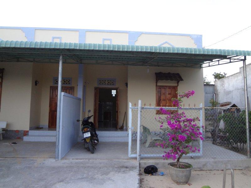 unser Haus + Roller in Mui Ne