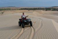 Mui Ne White Dunes
