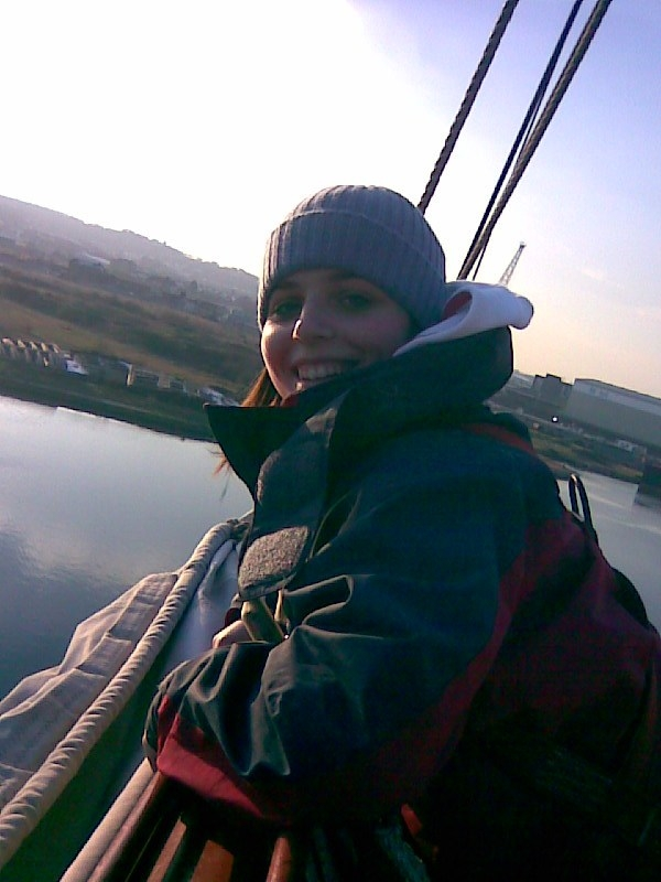 Handling the Sails