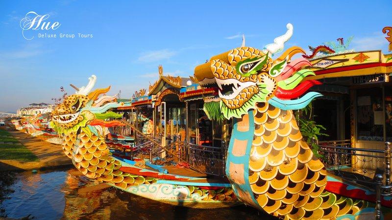 Dragon boat station