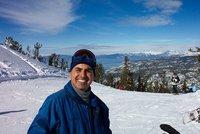 Skiing Heavenly Mountain - Lake Tahoe, California