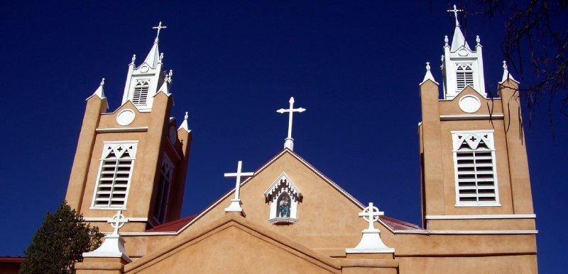 San Felipe De Neri Church, Albuquerque, New Mexico