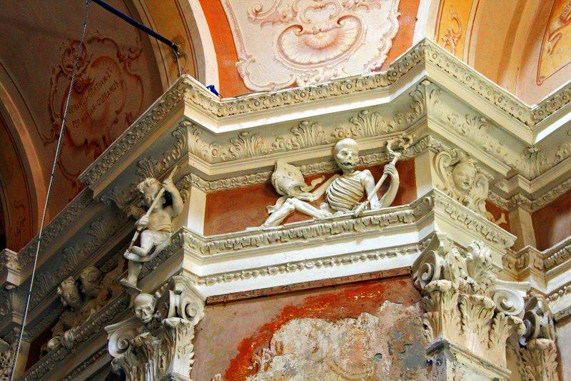 Church of Death Detail