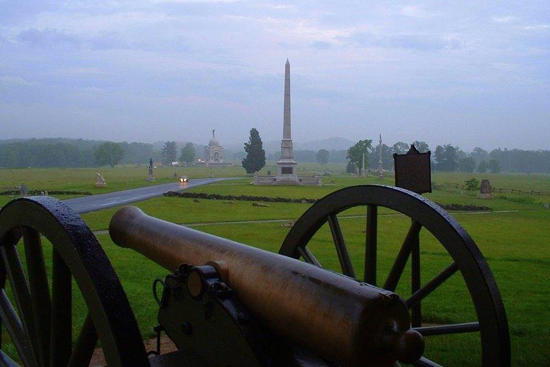 Gettysburg Battle Ground
