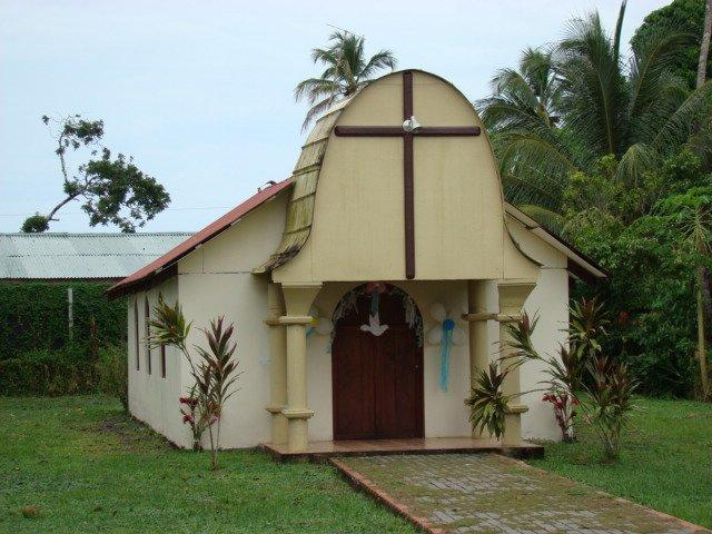 Main Church of Tortuguero