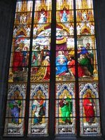 Stained Glass - Koln Dom