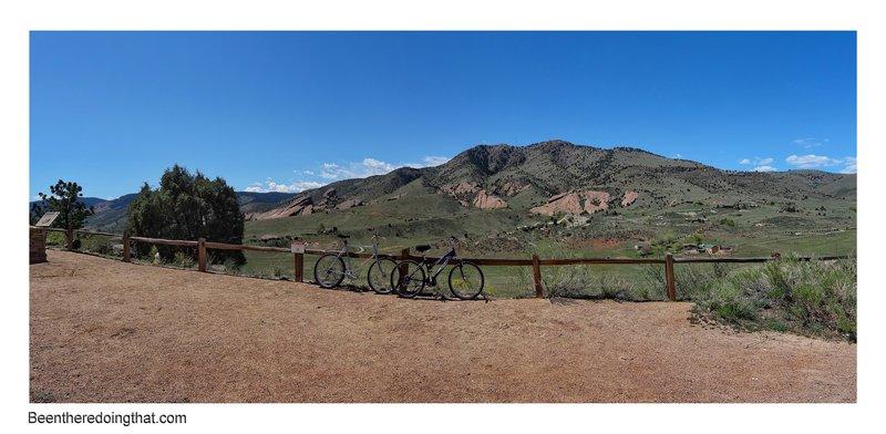Red Rock overlook  Panorama 29