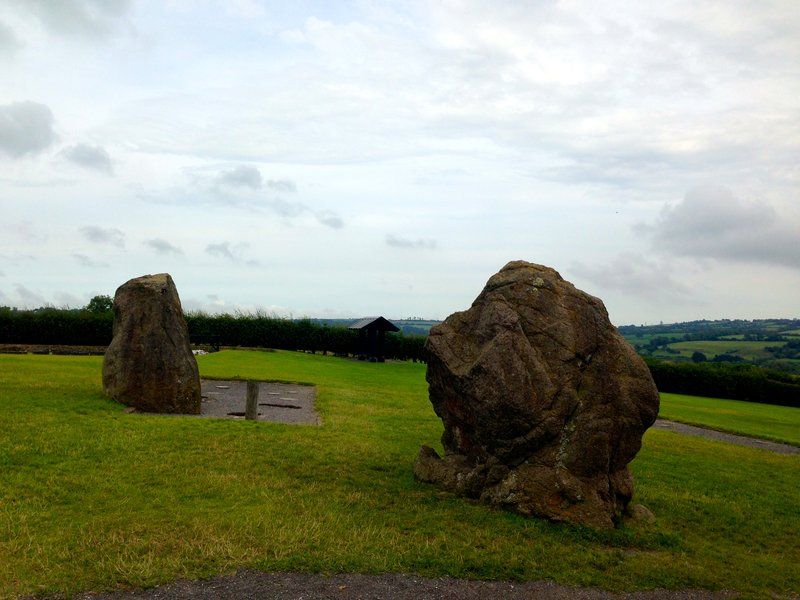 Stones at Battle of the Boyne
