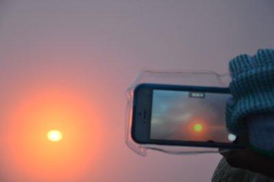 Es gibt tausende von Sonnenaufgängen auf dem Mount Fuji!