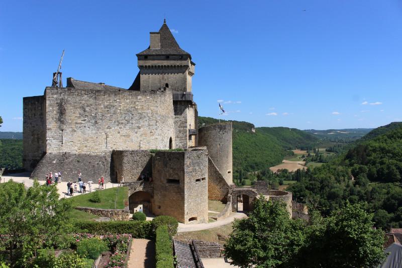 Le château de Castelnaud