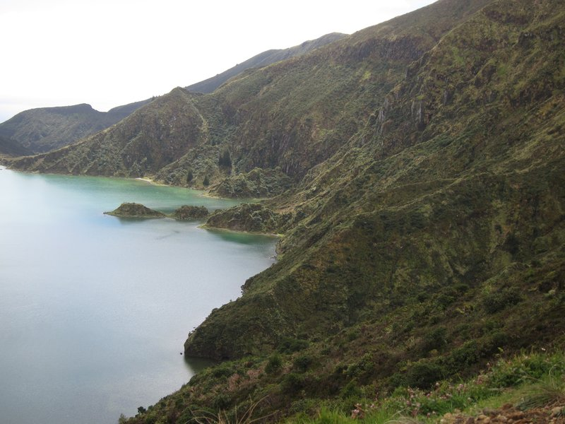 Açores | Lagoa do Fogo