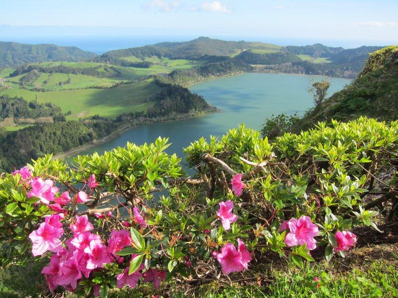 Açores | Lagoa das Furnas