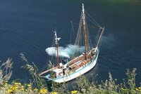 Corsica - Ajaccio Boat