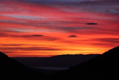 Sonnenaufgang bei den Torres del Paine