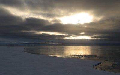 Shadowy Antarctica