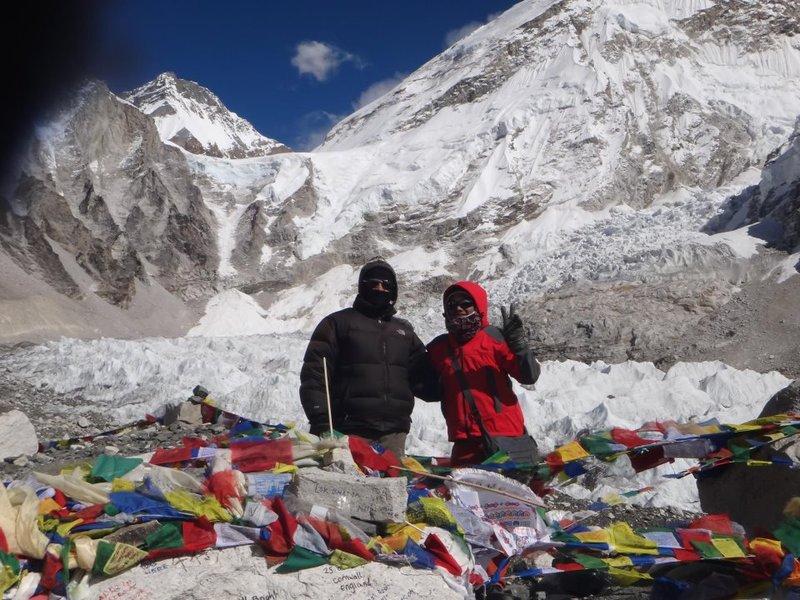 Nepal Guide Team Bikash Tamng 2