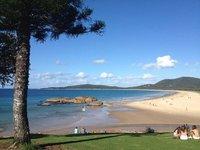 Trial Bay Beach