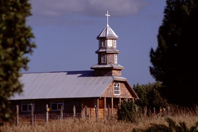 Eglise de Chiloé