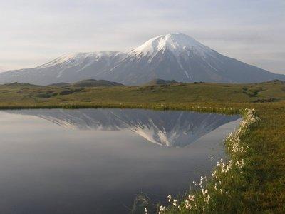 Le Tolbatchik côté nord