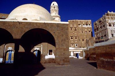 Mosquée à Sanaa