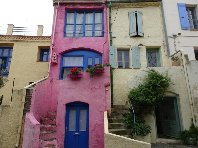 Maisons à Collioure