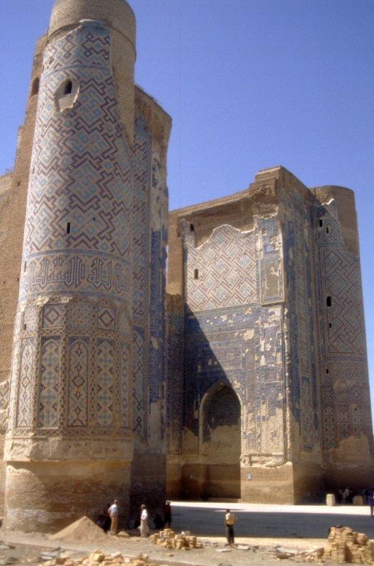 Le palais blanc Ak Saray