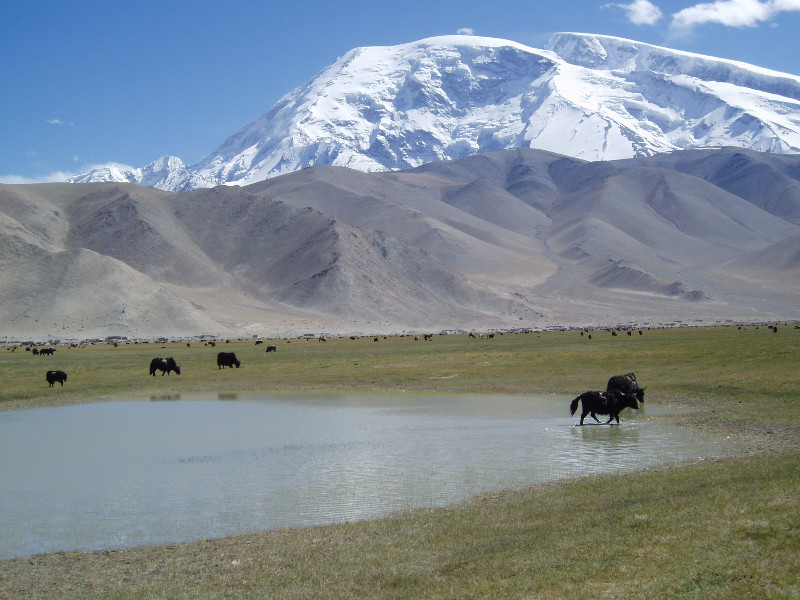 Le Mont Mustaghata