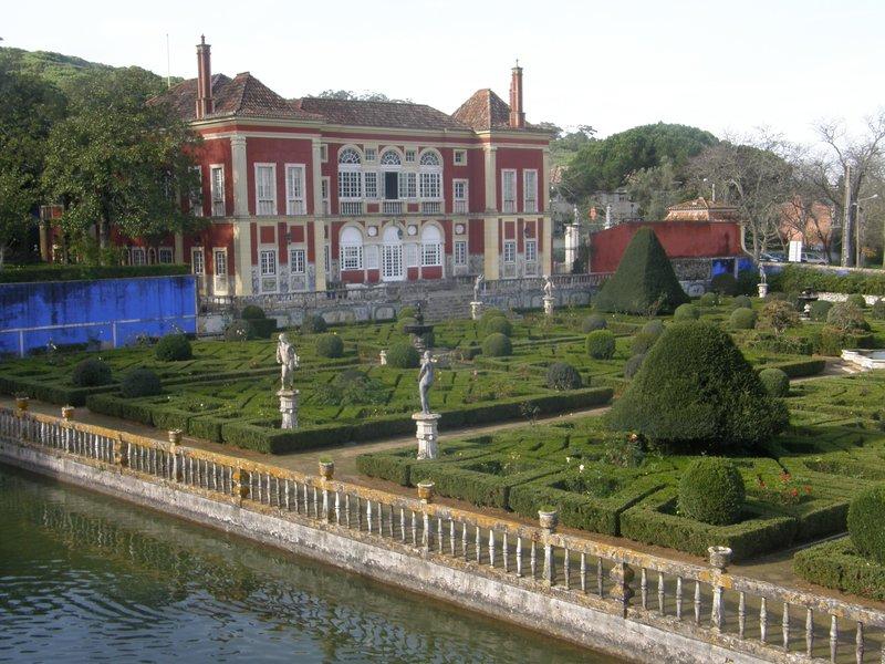 Palais des marquis de Fronteira
