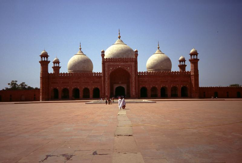 La Mosquée Badshahi