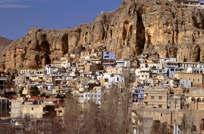 Le village araméen de Maaloula