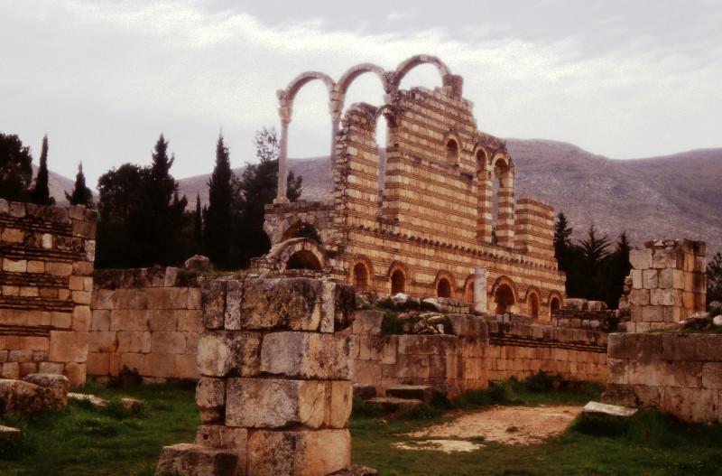La résidence d'été des Califes Oméyades