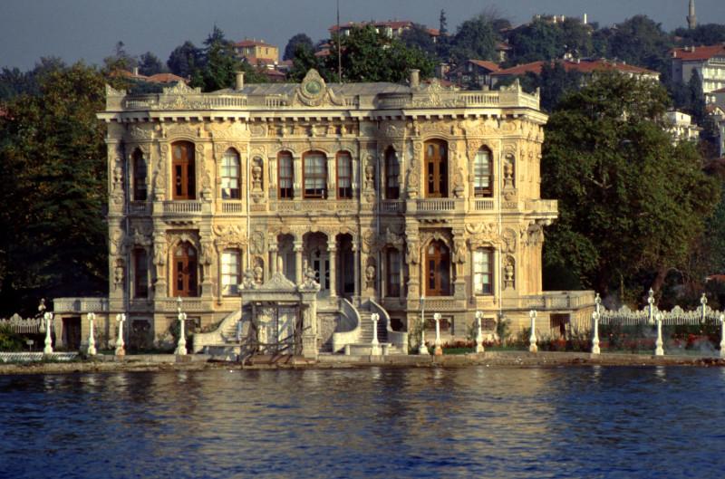 Palais sur le Bosphore