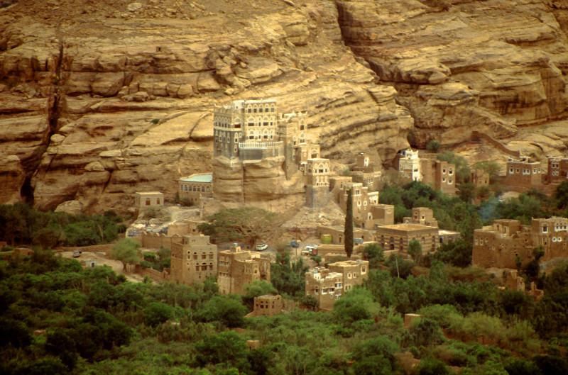 Le palais d'Ar Rawdah