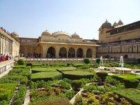 Jardins du palais d'Amber