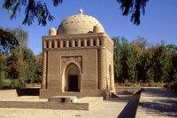 Le mausolée des Samanides