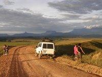 Sur la route des Tepuys