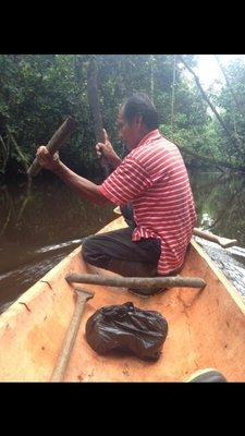 Jungle alberto machete