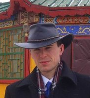 Radigan Neuhalfen - Mongolia, Ulaanbaatar - 2005 April