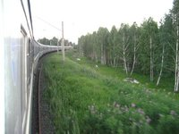 Trans-Mongolian Train