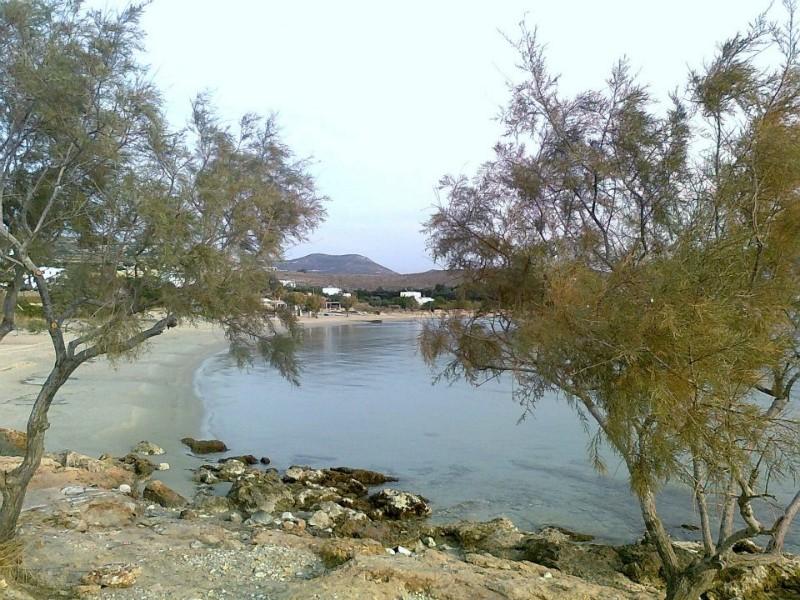Paroikia beach