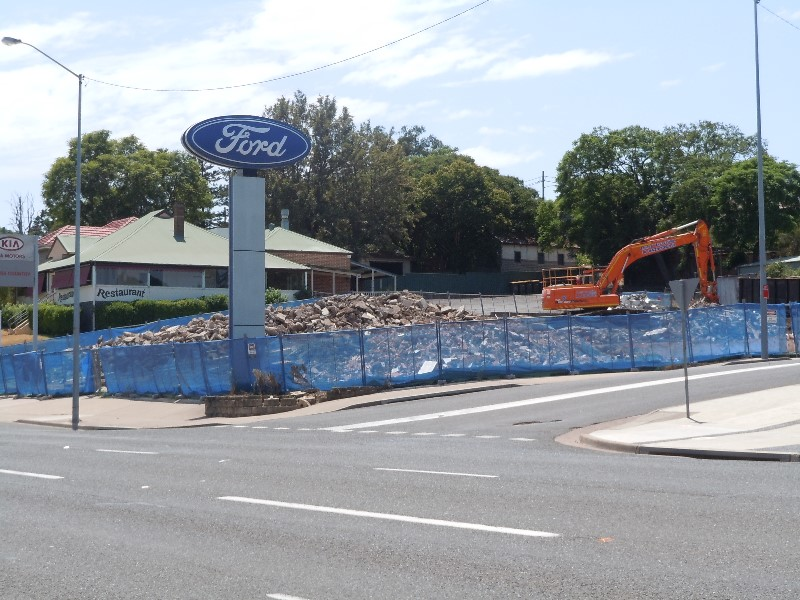 Further proof of Musswellbrook business declining?