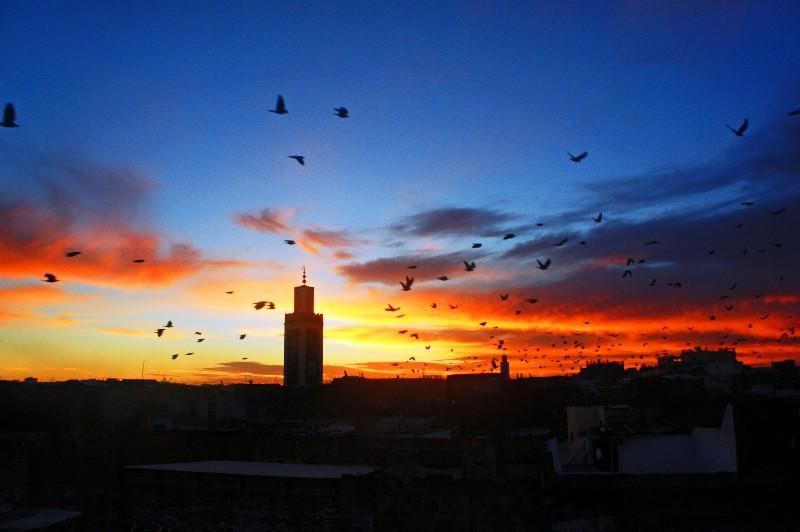 Meknes Sunrise