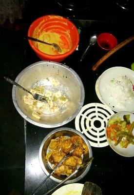 Cooking lesaons
