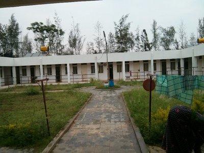Ladies Residence Hall Vipassana