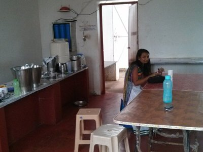 ladies dining hall