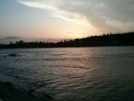 Ganges Sunset