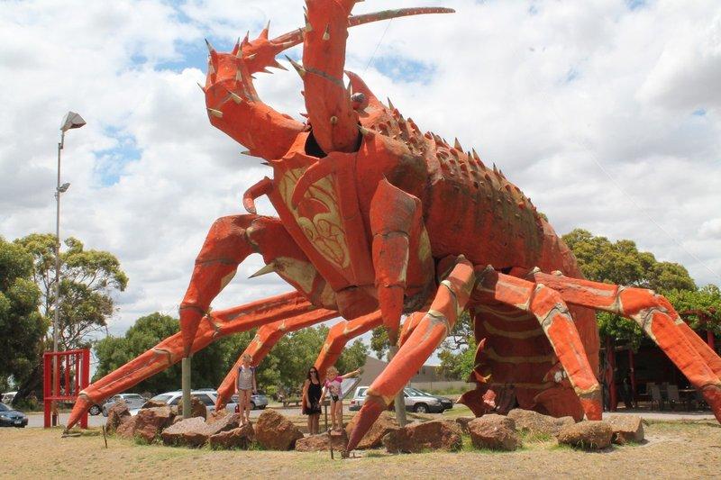 the Bog Lobster