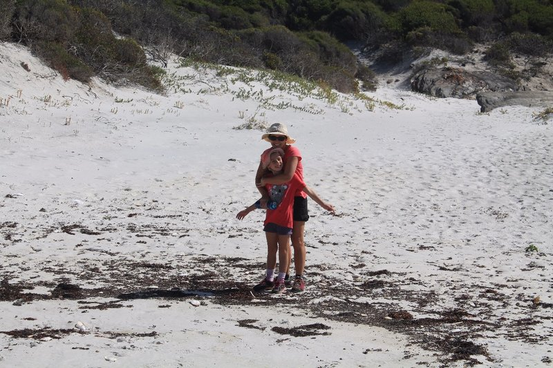 Walking at the Fitzgerald River National Park