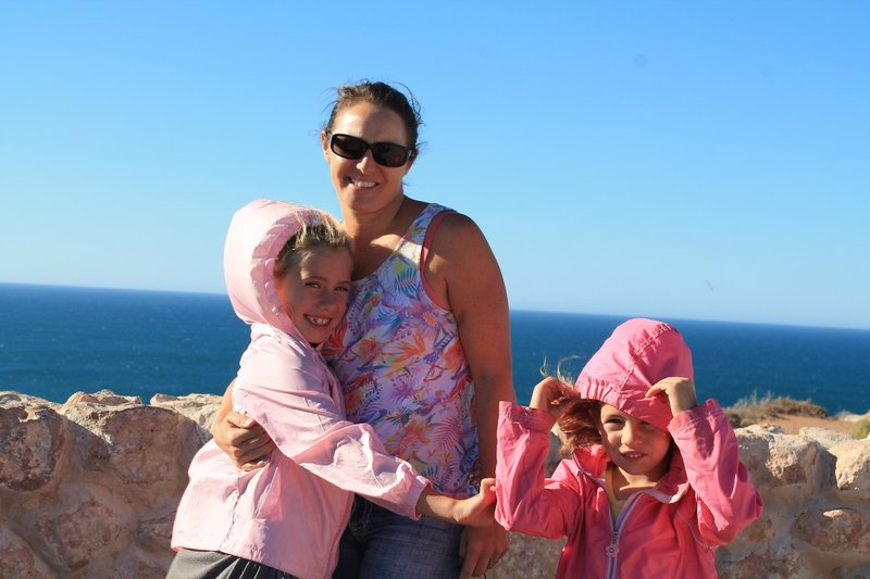 Windy times across the Nullabor
