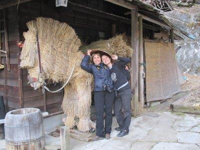 Tsumago historic village
